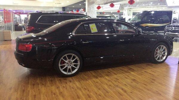 17款宾利飞驰V8S英伦豪轿 全国销量领先-图3