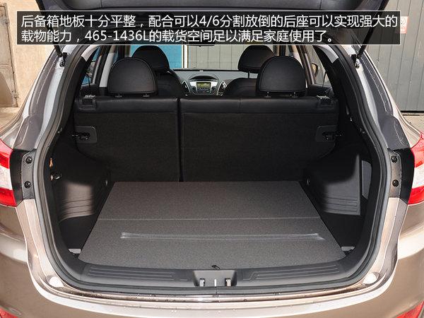 五一北京现代新款ix35报价 优惠多少钱