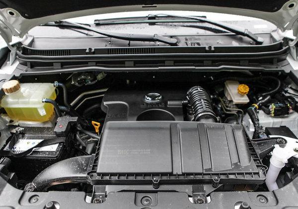 北汽幻速S3L热销中 竞争风行SX6-图3
