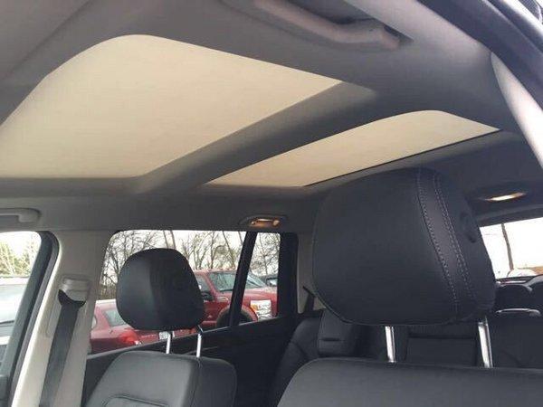 奔驰GLS450进口2017款提车价 美规/加版-图7