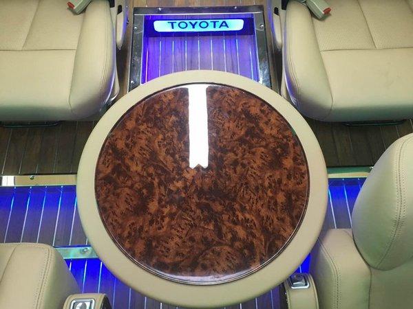 2017款丰田考斯特 豪华商务车改装更实惠-图6