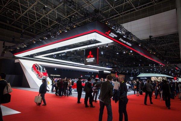 东京车展火热开幕,三菱汽车发布全球品牌战略及新款纯电动概念SUV——e-Evolution-图6