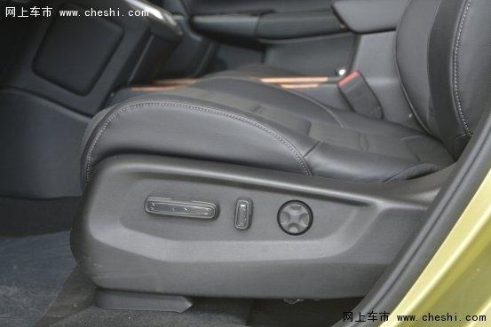 """""""心动力城市SUV""""的全新一代CR-V实拍-图14"""