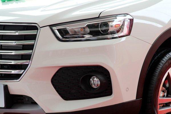 石家庄实拍2017款红标哈弗H6 Coupe-图5