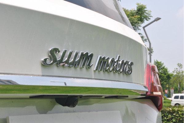 城市7座SUV新选择 全新SWM斯威X3实拍-图7