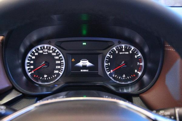 宽体SUV是刚需 华晨中华V6细分市场称王-图14