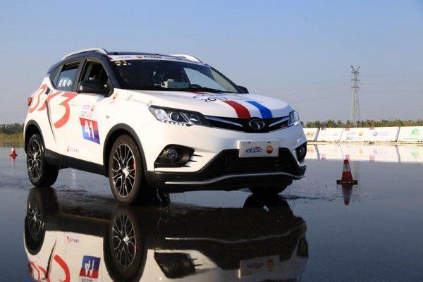 东南DX3 SRG称霸中国量产车性能大赛-图6