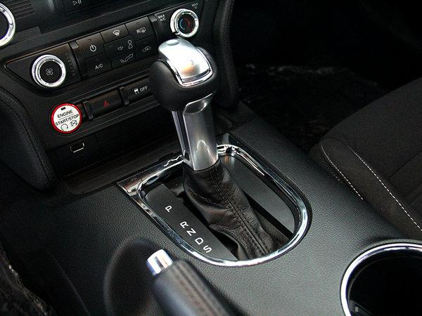2016款福特野马报价32万起 入门级轿跑高清图片