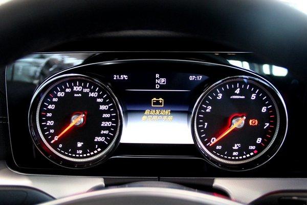 奔驰全新E级Coupe轿跑——登陆石家庄-图10