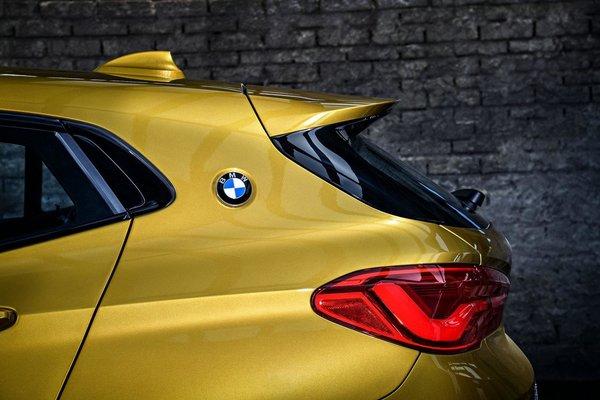 BMW X家族迎来新成员 全新BMW X2亮相-图4
