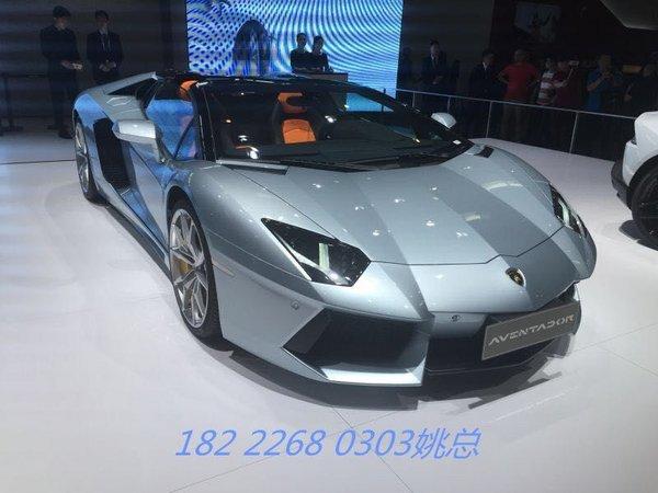 兰博基尼LP700新报价 大型超跑炫酷上线-图6