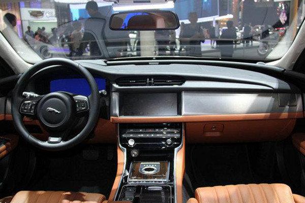 国产捷豹XFL正式上市,售38.8-68.8万-图3