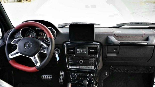 18款中东奔驰G500全球限量发售 手续齐全-图7