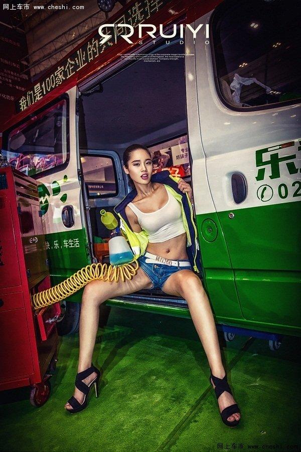 陈倩如,职业:平面模特. 活泼可人,运动气十足.