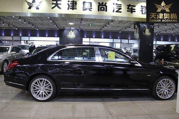 17款迈巴赫S600报价 巴博斯版豪车福利多-图11