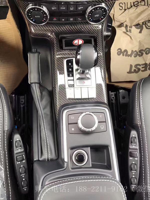 2017款奔驰G500 4x4复古型座驾领衔优惠-图5