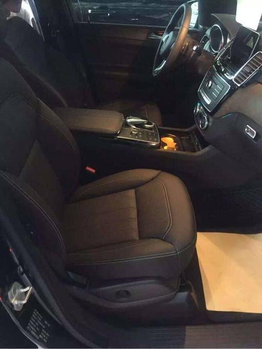 2016款奔驰GLE350特价 尊贵越野优惠10万-图6