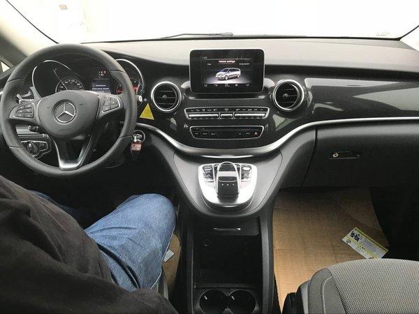 2017款奔驰V250商务车 舒适旅程随时起航-图5