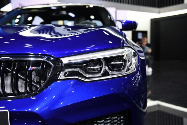 光靠颜值就能征服你 盘点广州车展十大最美车型-图3