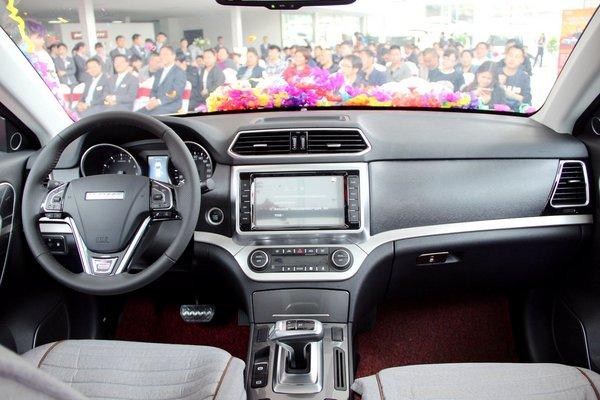 石家庄实拍2017款红标哈弗H6 Coupe-图8