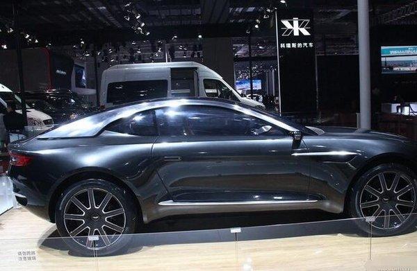 阿斯顿·马丁DBX首款SUV 最快2019年发布-图2