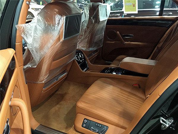 2017款宾利飞驰V8S 全能型座驾奢华非凡-图9