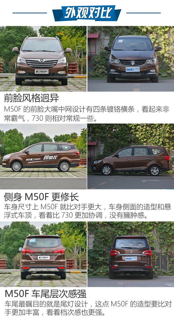 实力派家用MPV新选择  北汽威旺M50F-图4