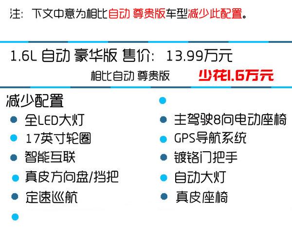 推荐MT/CVT豪华版 东风本田思域购买推荐-图7