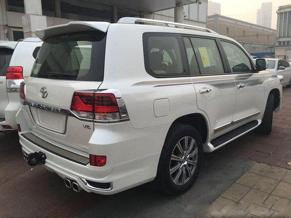 丰田酷路泽4000甄选配置17款 V6最低价格-图4