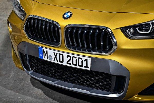 BMW X家族迎来新成员 全新BMW X2亮相-图3