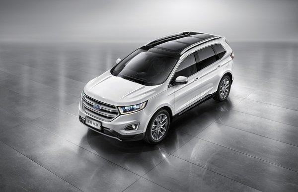 重新定义中大型SUV价值新标准 福特锐界优化产品矩阵 全面进阶焕新登场-图2