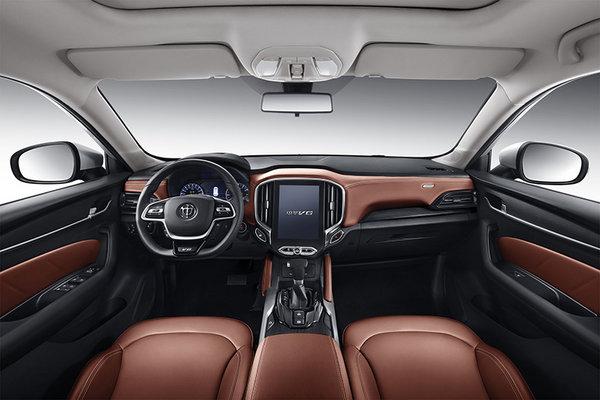 宽体SUV是刚需 中华V6到细分市场称王-图11