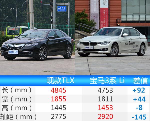 讴歌国产TLXL 上海国际车展 正式首发-图6