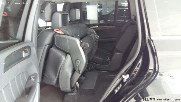 16款奔驰GL450天津港96万 都市SUV特惠季-图8