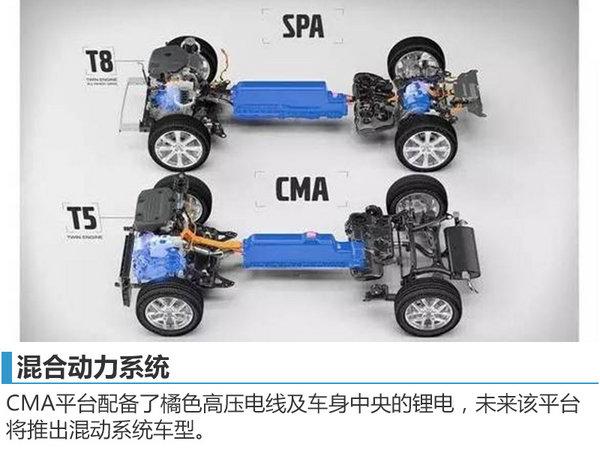 沃尔沃紧凑级SUV XC40 将上海车展发布-图4