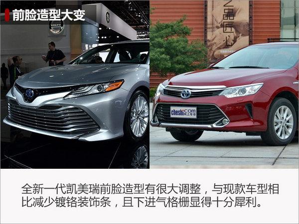 丰田全新凯美瑞将国产 更换引擎/动力提升-图1