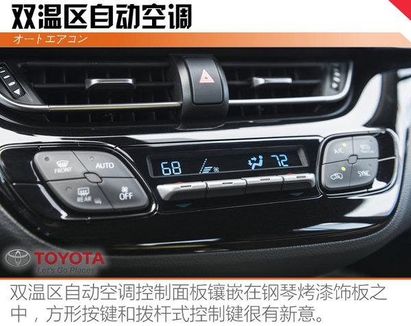 """注意!这是一辆""""假""""丰田 丰田C-HR解析-图7"""
