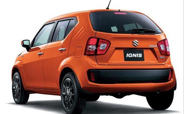 铃木IGNIS小型SUV 预售8月开启/9月入华-图2