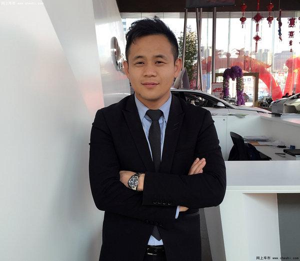 北京现代吉诺中凯销售经理林鹏飞专访-图1