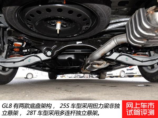 开起来不像MPV 试驾2017款别克GL8 28T-图6