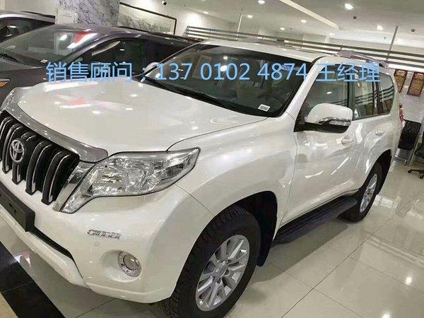 2017款丰田霸道2700报价 现车促销特价-图2