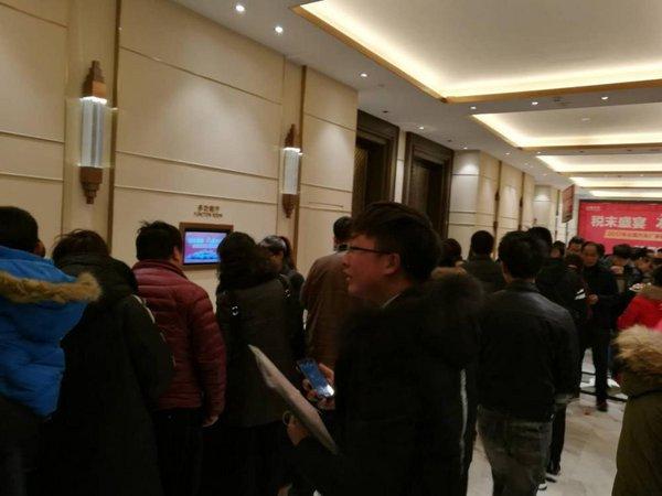 众泰抢购会在武汉绿地铂瑞酒店圆满结束-图3