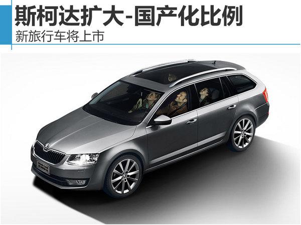 斯柯达进口明锐旅行版官方指导价-斯柯达扩大 国产化比例 新旅行车将