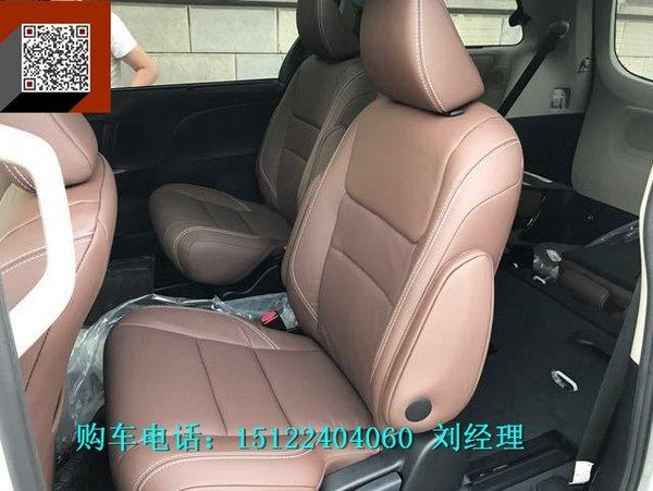 2017款丰田塞纳商务车 办公旅行销量领先-图6