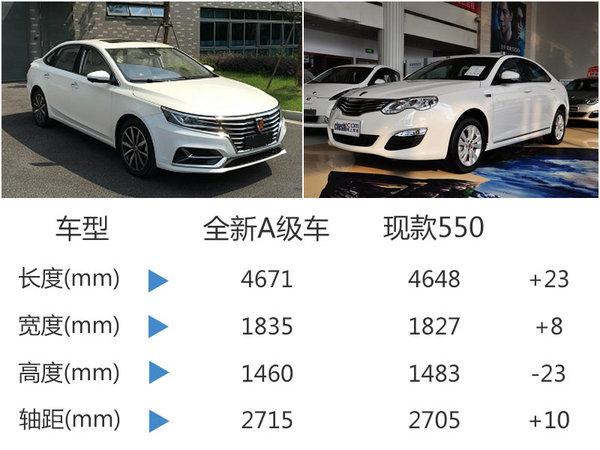 荣威将推新A级车 搭1.0T/本月18日首发-图6
