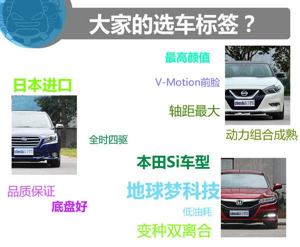 25万元运动化中型车怎么选 力狮/西玛/思铂睿-图9