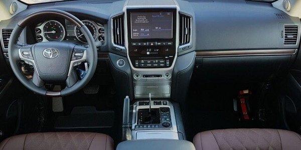 丰田酷路泽5700VXR限量套装版 劲爆99万-图4