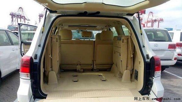 17款丰田兰德酷路泽4000价格只代表速度-图8