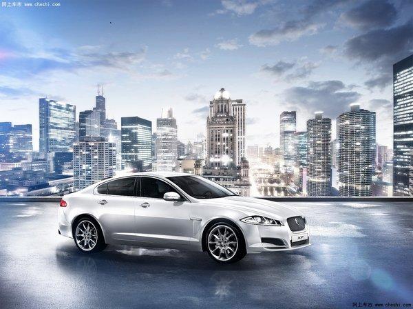 捷豹品牌第一次踏入中国.十一年间,伴随中国汽车市场的成长,高清图片