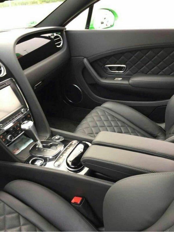 2017款宾利飞驰4.0T 新一批豪车行情导购-图10